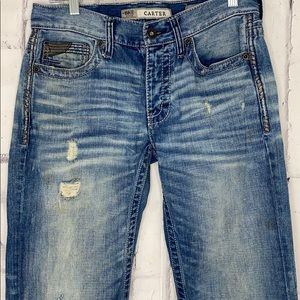 BKE Carter Distressed Jeans